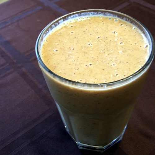 Iron Woman Gingerbread Smoothie Recipe — Dishmaps
