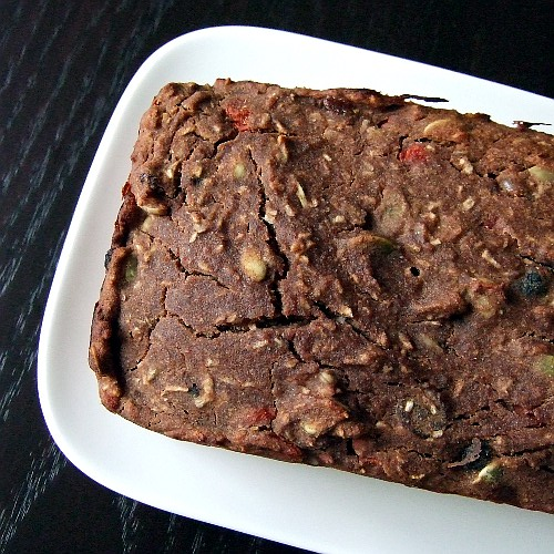 Nutty Seed Bread