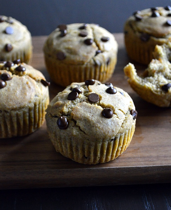 Chocolate Chip Muffins 5