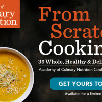 2015 From Scratch Charity Cookbook