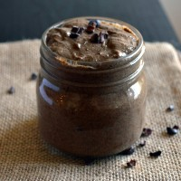 Vegan Salted Chocolate Chia Pudding