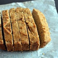 Vegan Carrot Bread