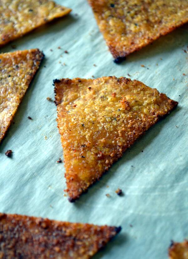 Gluten-Free All Dressed Tortilla Chips