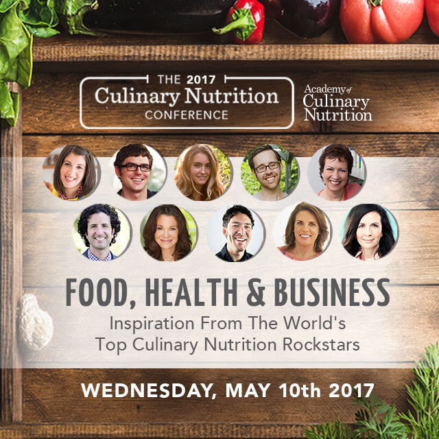 2017 Culinary Nutrition Conference